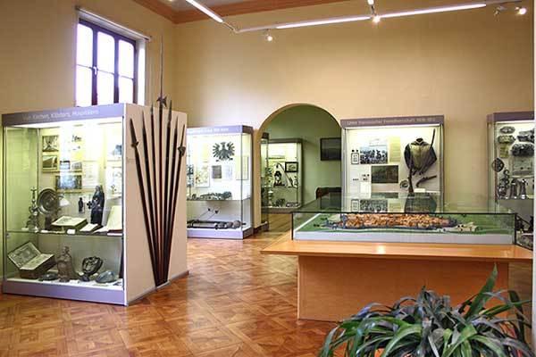 Ausstellung zur Stadtgeschichte