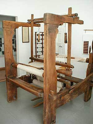 Weberhandwerk