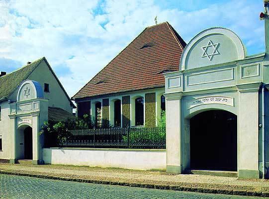 Museum Synagoge Gröbzig