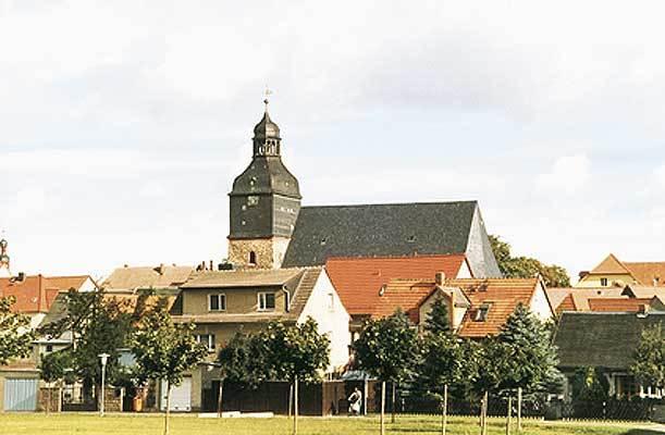 Aussenansicht St. Marienkirche