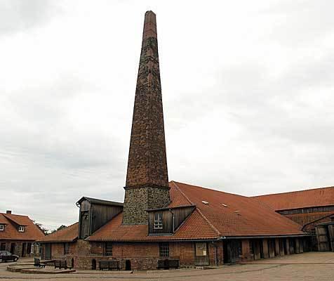 Das Technische Denkmal Ziegelei Hundisburg