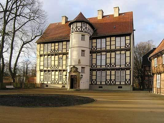 Das Danneil-Museum im ehemaligen Herrenhaus der Familie von der Schulenburg in der Propstei