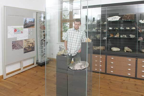 Geologie und Mineralien des Harzes