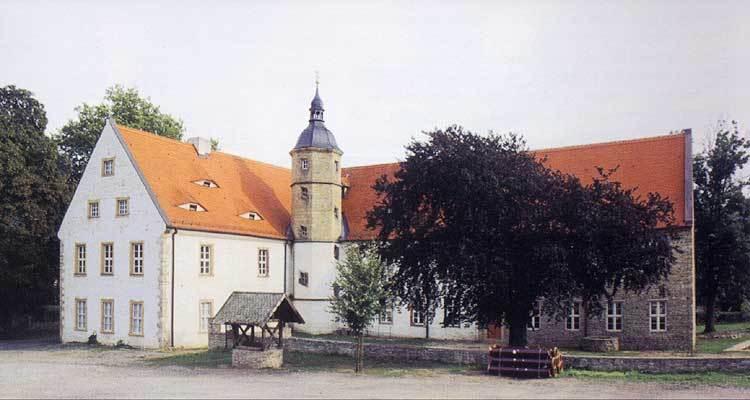 Schloss Oberwiederstedt, das Geburtshaus des Dichters Novalis