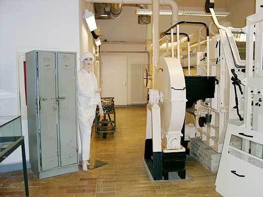 Ausstellungsraum Giesserei