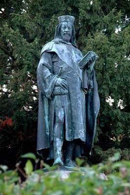 Denkmal Kaiser Karls IV.
