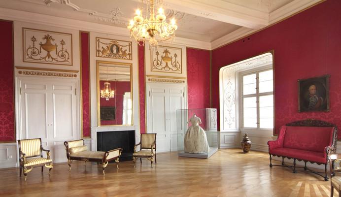 Thronsaal des Schlosses
