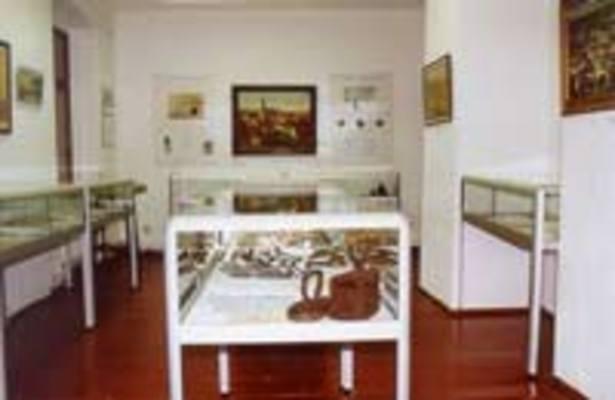 Ausstellung über Orts- und Stadtgeschichte