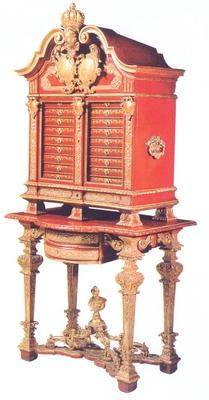 barockes Medaillenkabinett