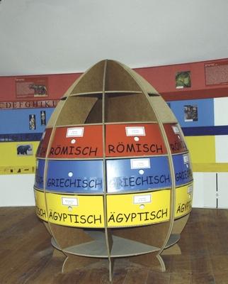 MuseumsEi im Kindermuseum