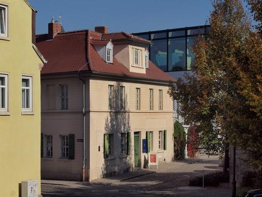 Nietzsche-Haus mit Nietzsche-Dokumentationszentrum