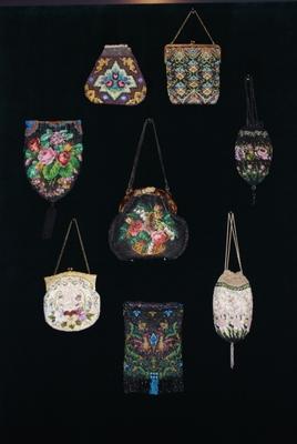 Taschen und Beutel des Jugendstils und Art Deco (1900-1935)