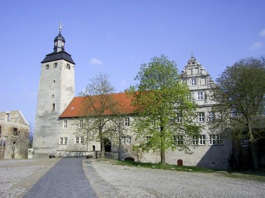 Burgfrühling