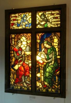 Fenster Eike von Repgow