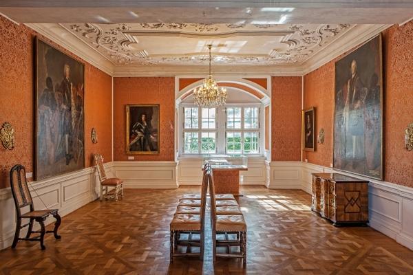 Bach-Gedenkstätte, Rotes Zimmer