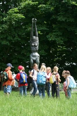 im Skulpturenpark