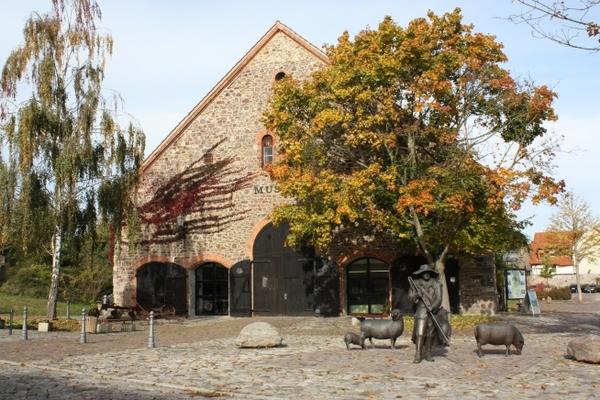 Außenansicht Museum Wolmirstedt