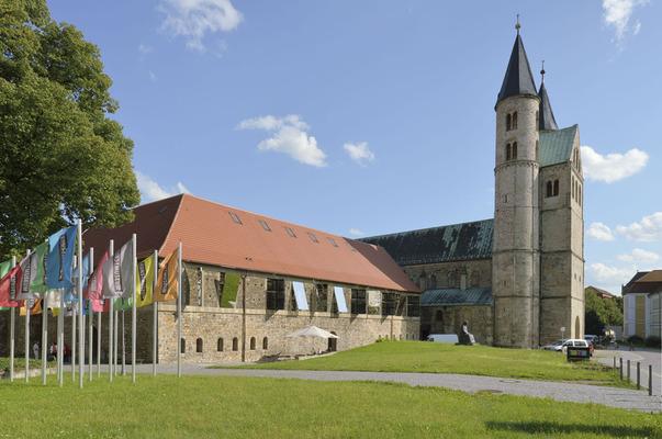 Kunstmuseum Magdeburg, Ansicht von Westen (Foto: Hans Wulf Kunze)