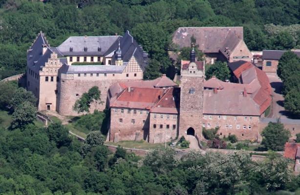 Burg und Schloss Allstedt
