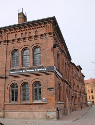 Gedenkstätte Moritzplatz Magdeburg