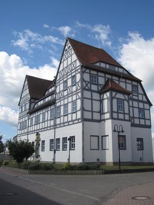Amtshaus, darin befindet sich das Museum