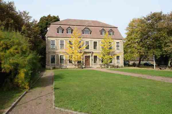 Mansfeld-Museum im Humboldt-Schloss