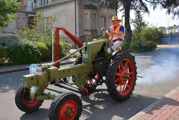 größte Traktorenproduktion der DDR