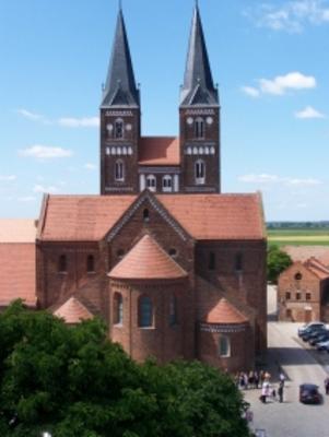 Ostseite der Klosterkirche