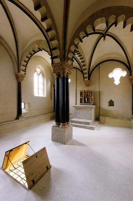 Doppelkapelle Obergeschoss