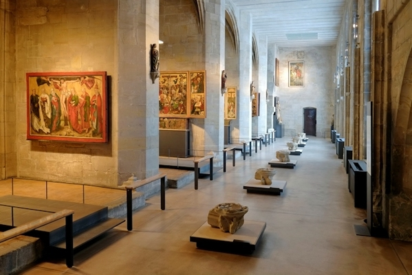 Kapitelsaal (Foto: Elmar Egner M.A.)
