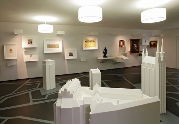 Raum Händel und Halle (Foto: Thomas Ziegler)