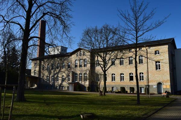 Gedenkstätte Bernburg