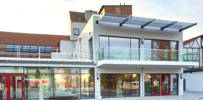 Der Neubau (Foto: Archiv Winckelmann-Gesellschaft)