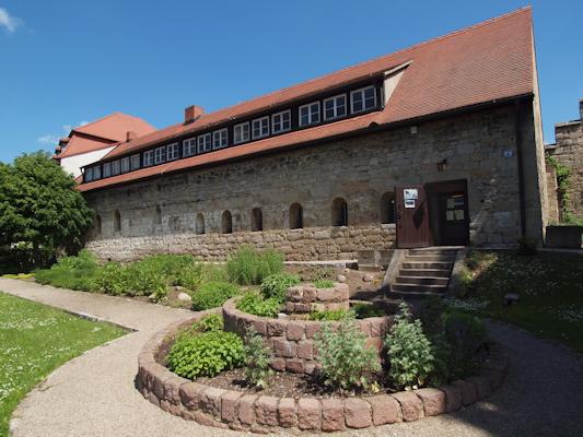 Romanisches Haus Bad Kösen