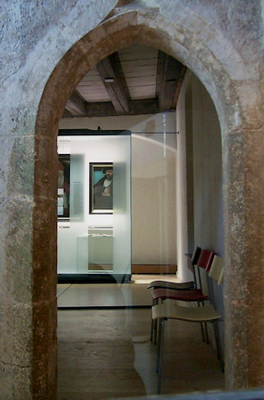 Portal zum Nordbau im Stadtmuseum