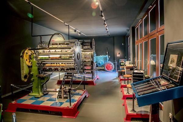 Die Blechspielwarenfabrik Jos. Kraus & Co. in Nürnberg