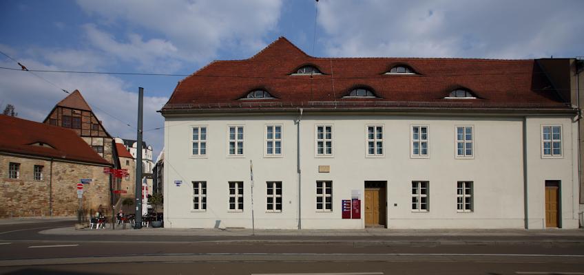 Wilhelm-Friedemann-Bach-Haus (Foto: Uwe Köhn)
