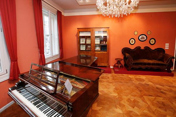 Salon Robert Franz (Foto: Thomas Ziegler)