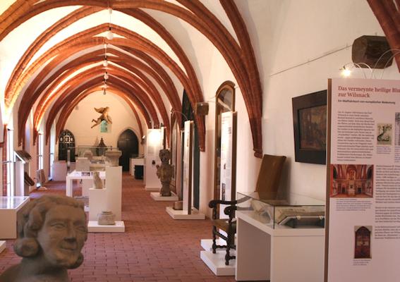 Ausstellung Domgeschichte im Museum
