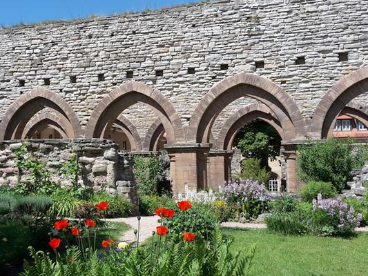 Klosterkirche, 13. Jahrhundert