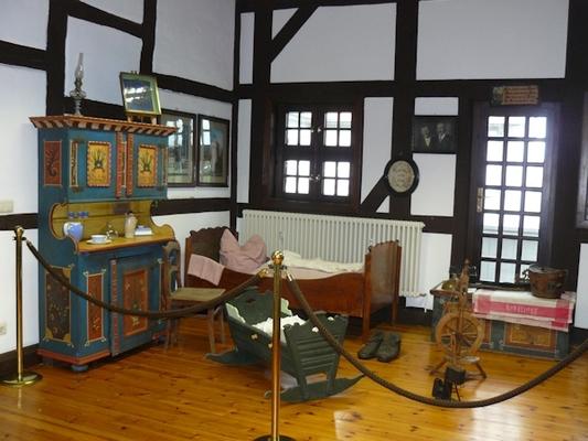 Alltagskultur im 19. Jahrhundert (Foto: Wolfgang Donath)