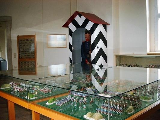 Zinnfigurenausstellung im Schloss (Foto: Wolfgang Donath)