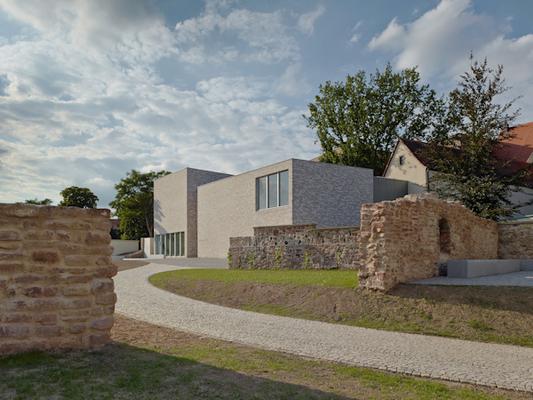 Außenansicht von Luthers Sterbehaus