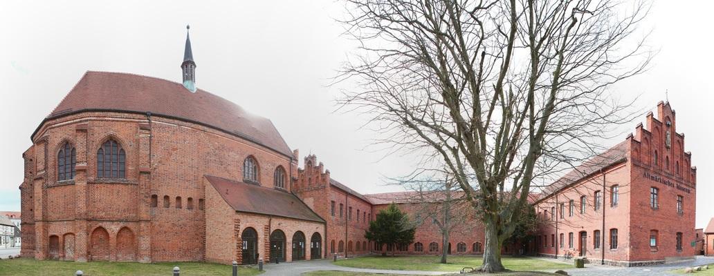 Altmärkisches Museum Stendal: Panoramablick