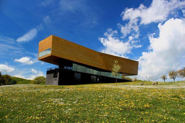 Besucherzentrum Arche Nebra; © Arche Nebra, Foto: E. Becker