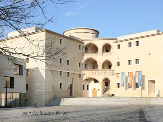 Schlosshof Wittenberg (Foto: Kirsch)