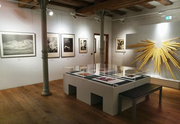 Blick in die Ausstellung (Foto: Ulrike Brinkmann)