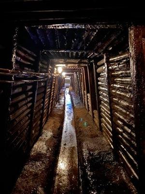 Eingang ins Bergwerk