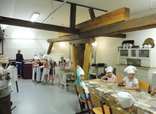 Kochen wie zu Uromas Zeiten (Foto: Städtisches Museum Halberstadt)